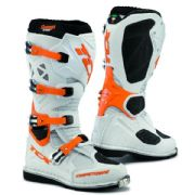 TCX Comp Evo White Orange